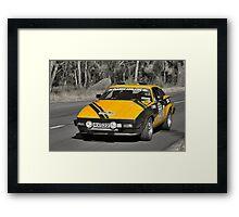 Triumph TR7 Framed Print