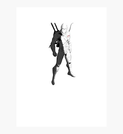 Storm Shadow Photographic Print