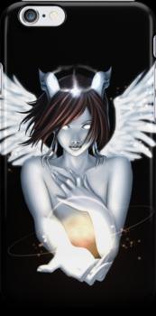 Draenei Archangel by Nancy Cho