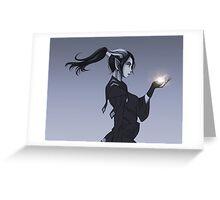 Draenei Priest Greeting Card