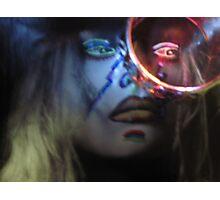 Fraud  Zombie  Photographic Print