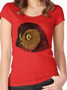 WHOO! ME? Women's Fitted Scoop T-Shirt