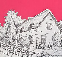 A Country Cottage by Adam Regester