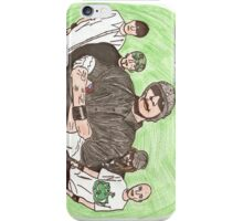 Hed (PE) Drawing - iPhone Case iPhone Case/Skin
