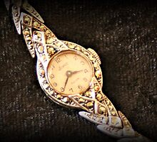Mum's Old Watch by Karen Tregoning