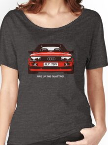 Fire Up the Quattro! Women's Relaxed Fit T-Shirt