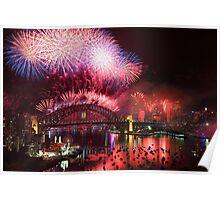 Sydney on Fire Poster