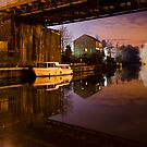 Under The Bridge! by David  Howarth