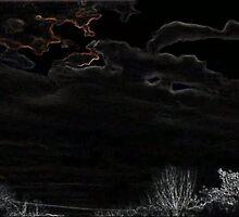 Black Friday, Whit Edging Art 9 by dge357