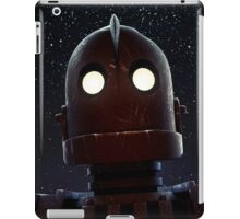 robot giant from space iPad Case/Skin