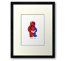 BEARS and FIGHTERS - Gill Framed Print
