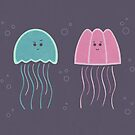 Jellyfish by Teo Zirinis