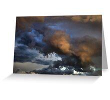 Cloud Saturday Greeting Card
