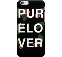 PURELOVER iPhone Case/Skin
