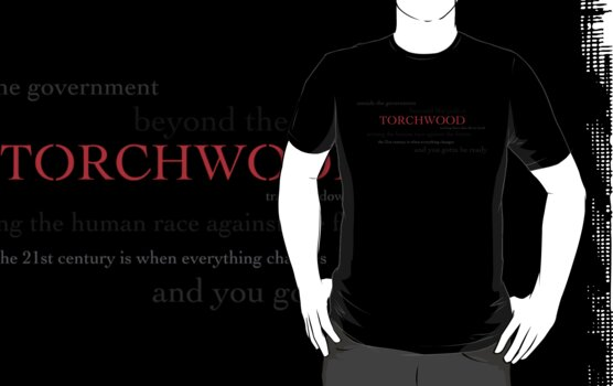Torchwood: outside the government, beyond the police by miragechild