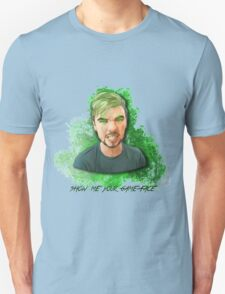 Show me your game-face T-Shirt