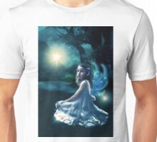 Fairy and Fireflies Unisex T-Shirt