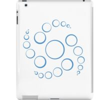 Bubble Spiral iPad Case/Skin
