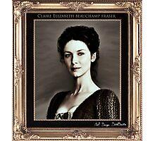Lady Broch Tuarach Photographic Print