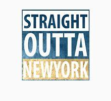 Straight Outta Newyork Unisex T-Shirt