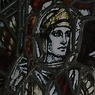 Stained Glass From Millport, Isle Of Cumbrae, Scotland by MagsWilliamson