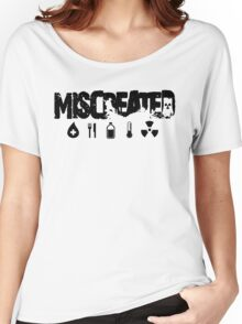Miscreated Women's T-Shirt Black Text (official) Women's Relaxed Fit T-Shirt