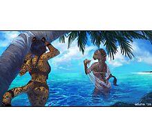Tropics Photographic Print