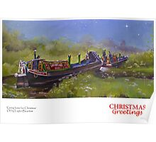 Going Home for Christmas Poster