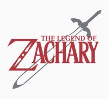The Legend of Zachary Kids Clothes