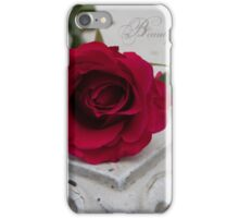Beauty Is All Around Us! iPhone Case/Skin