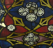 Stained Glass 7, Burrell Collection, Pollokshaws West, Scotland by MagsWilliamson