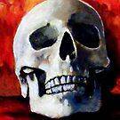 Skull by Zeb Shaffer