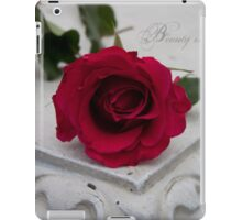 Beauty Is All Around Us! iPad Case/Skin