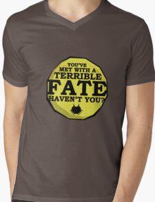Terrible Fate Mens V-Neck T-Shirt