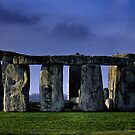 Stonehenge by Nick Bland