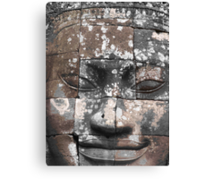 Smiles Of Cambodia Canvas Print