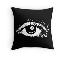 The Living Daylights Throw Pillow