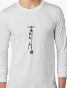 Gravity machine 1 Long Sleeve T-Shirt