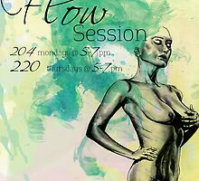 Flow Session Flyer #1 by delonte089