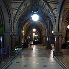 Corridors Of Power by Paul Barnett