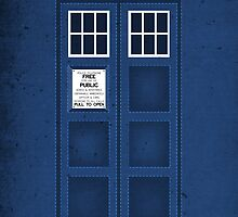 TARDIS In Your Pocket by mcgani