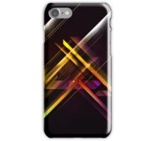 iCase Yellow Rays iPhone Case/Skin