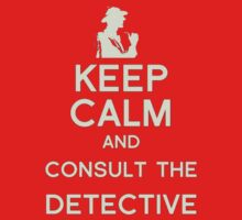 Consult the Detective Kids Clothes