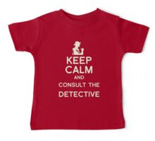 Consult the Detective Baby Tee