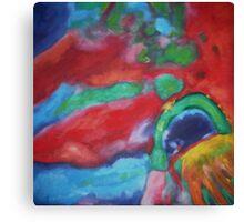 """Ytailcoris II""  Canvas Print"