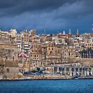 Valletta Victoria Gate Malta (Manual Focus - Handheld) by Edwin  Catania