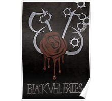 Black Veil Brides Fanart Poster