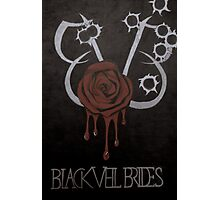 Black Veil Brides Fanart Photographic Print