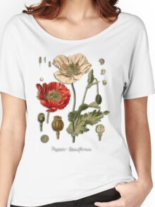 Papaver Somniferum Women's Relaxed Fit T-Shirt
