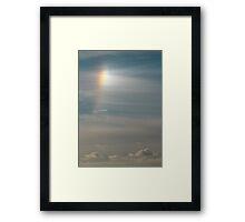 Aura Framed Print